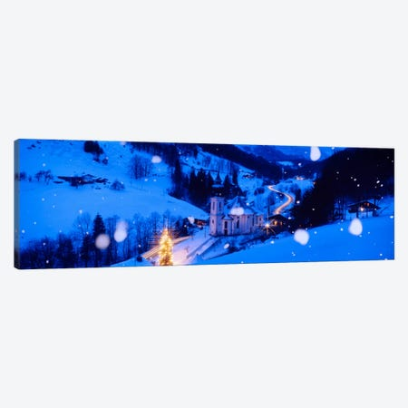 Maria Gern Church Berchtesgaden Bavaria Germany Canvas Print #PIM1158} by Panoramic Images Canvas Print