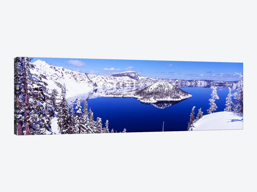 USA, Oregon, Crater Lake National Park by Panoramic Images 1-piece Canvas Print