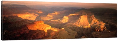 Hopi Point Canyon Grand Canyon National Park AZ USA Canvas Art Print