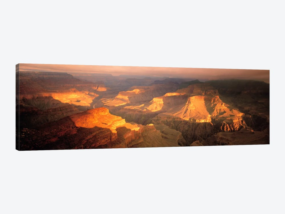 Hopi Point Canyon Grand Canyon National Park AZ USA by Panoramic Images 1-piece Art Print