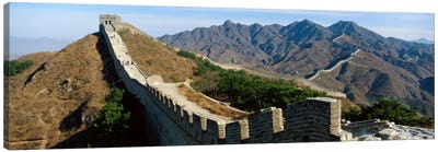 Great Wall Of China Canvas Print #PIM1164