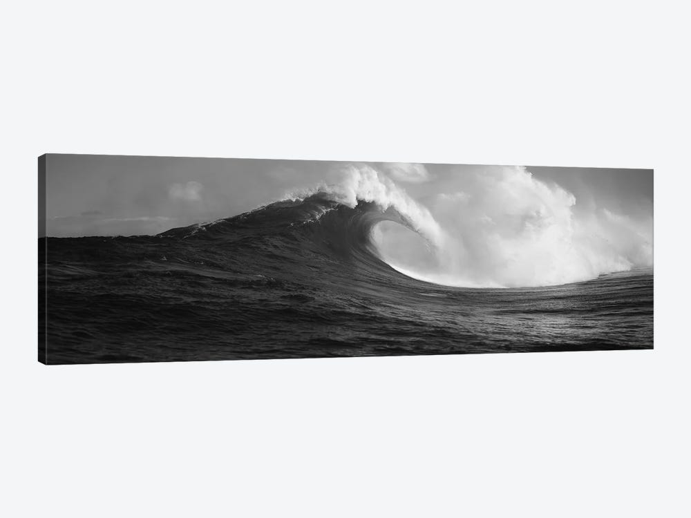 Waves in the sea, Maui, Hawaii, USA by Panoramic Images 1-piece Art Print