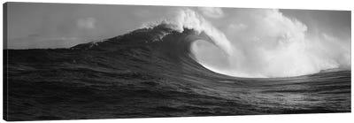 Waves in the sea, Maui, Hawaii, USA Canvas Art Print