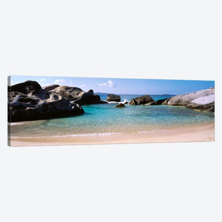 Tidal Pool, The Baths, Virgin Gorda, British Virgin Islands Canvas Print #PIM1173} by Panoramic Images Art Print