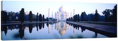 Taj Mahal India Canvas Art Print