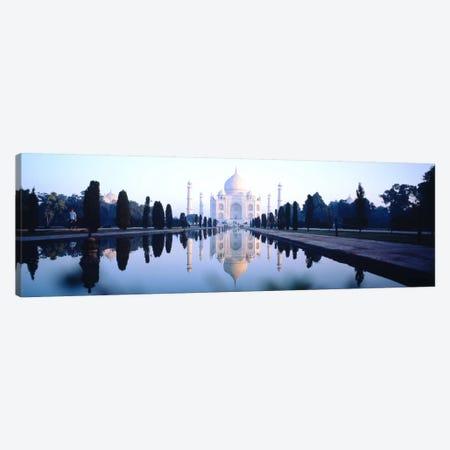 Taj Mahal India Canvas Print #PIM1175} by Panoramic Images Canvas Wall Art