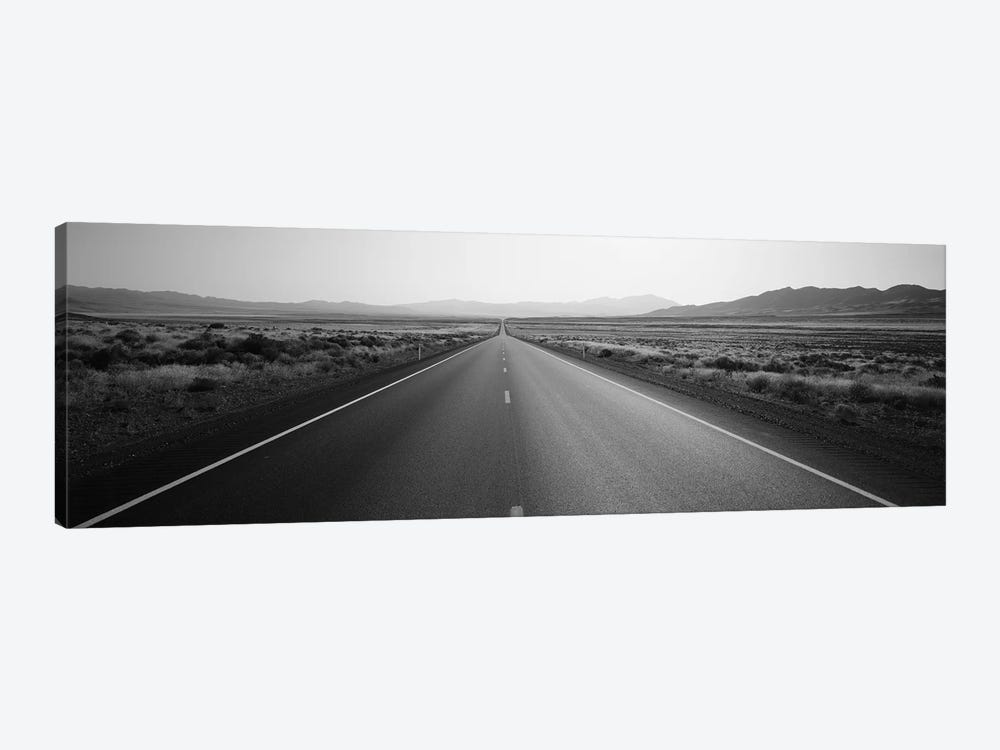 Desert Road, Nevada, USA by Panoramic Images 1-piece Canvas Art Print
