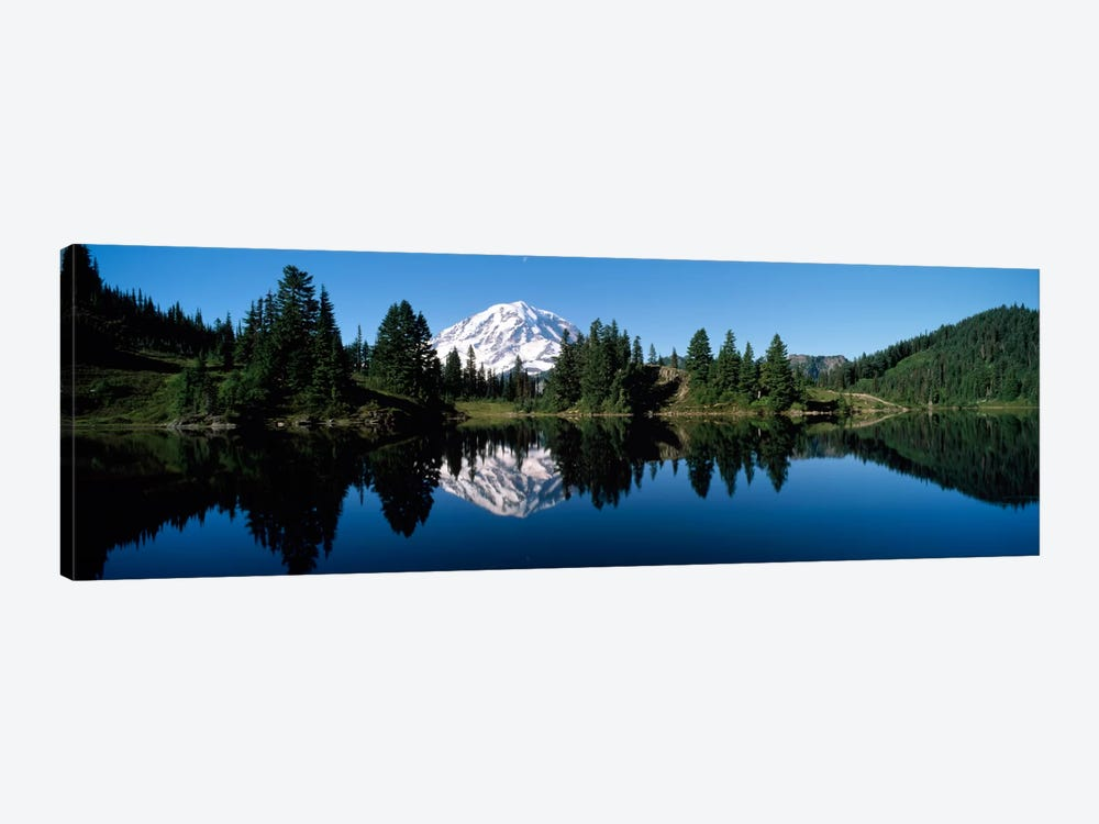 Eunice Lake Mt Rainier National Park WA USA by Panoramic Images 1-piece Art Print