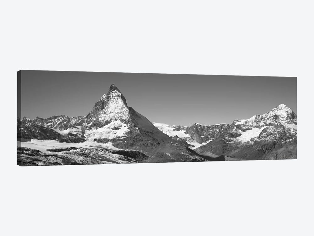 Matterhorn Switzerland by Panoramic Images 1-piece Canvas Wall Art