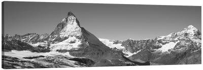 Matterhorn Switzerland Canvas Art Print