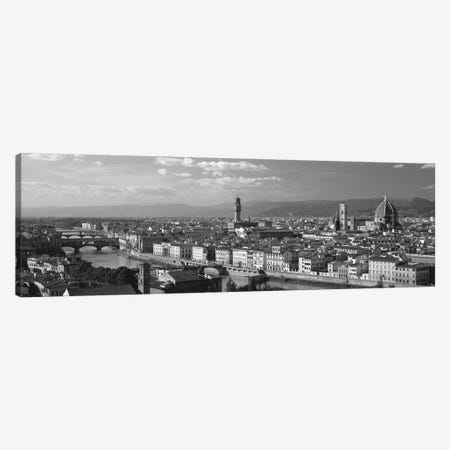 Florence Italy Canvas Print #PIM11784} by Panoramic Images Art Print
