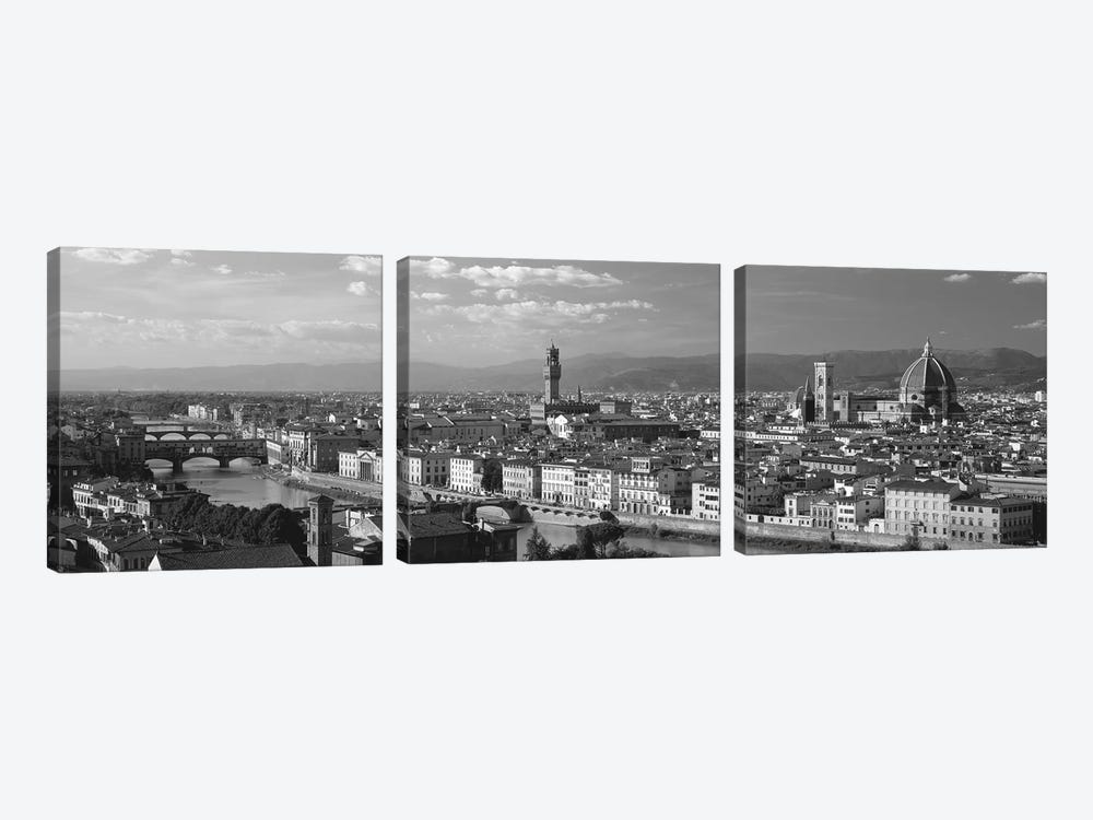 Florence Italy by Panoramic Images 3-piece Art Print