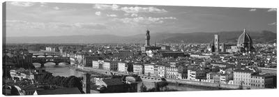 Florence Italy Canvas Art Print