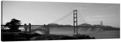 Golden Gate Bridge San Francisco CA USA Canvas Print #PIM11789