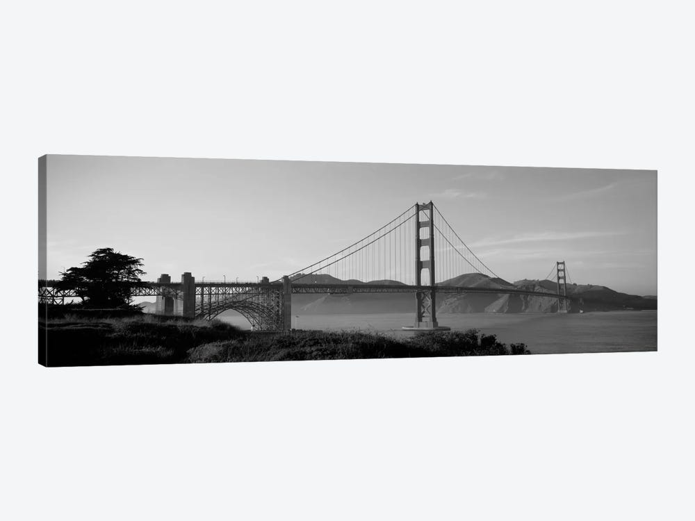 Golden Gate Bridge San Francisco CA USA by Panoramic Images 1-piece Canvas Artwork