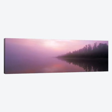 Lake Paringa South Island New Zealand Canvas Print #PIM1178} by Panoramic Images Canvas Print