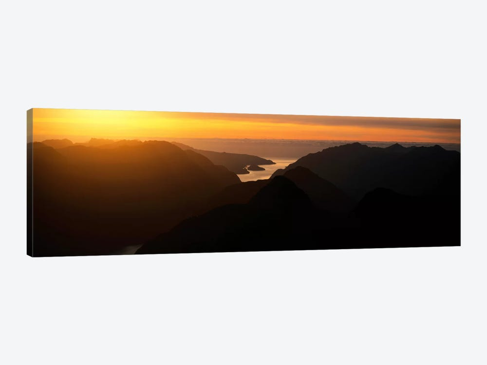Fiordland National Park New Zealand by Panoramic Images 1-piece Canvas Art