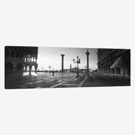 Saint Mark Square, Venice, Italy Canvas Print #PIM11834} by Panoramic Images Canvas Art Print