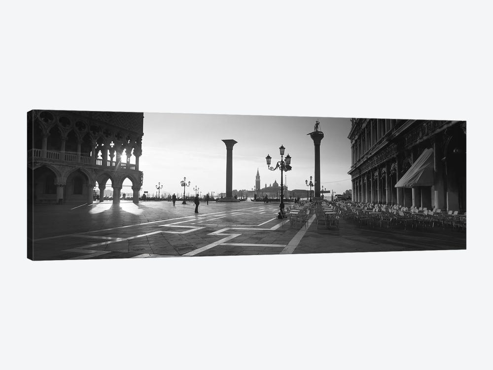 Saint Mark Square, Venice, Italy by Panoramic Images 1-piece Canvas Wall Art