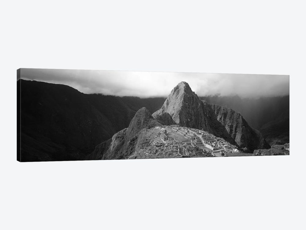 Ruins, Machu Picchu, Peru by Panoramic Images 1-piece Art Print