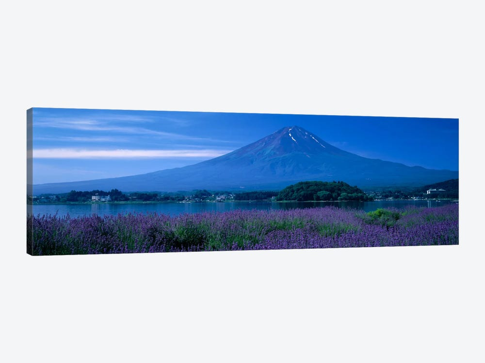 Mount Fuji Japan by Panoramic Images 1-piece Canvas Art