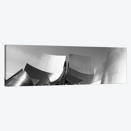 Walt Disney Concert Hall, Los Angeles, California, USA Canvas Print #PIM11850} by Panoramic Images Canvas Artwork