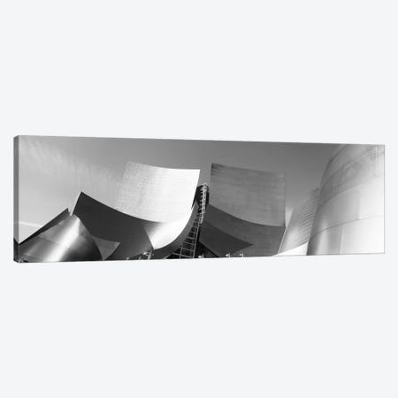 Walt Disney Concert Hall, Los Angeles, California, USA Canvas Print #PIM11850} by Panoramic Images Canvas Artwork