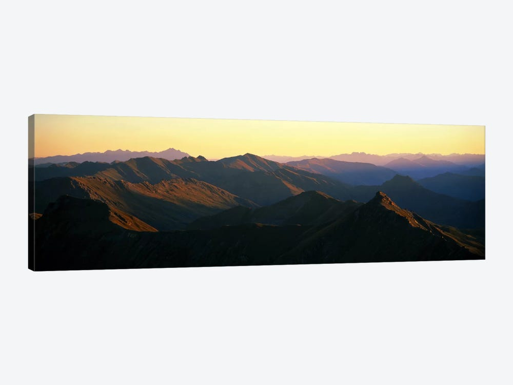 Harris Mountains New Zealand by Panoramic Images 1-piece Canvas Art