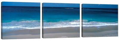 Waters Edge Barbados Caribbean Canvas Art Print