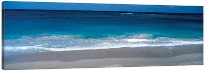 Waters Edge Barbados Caribbean Canvas Print #PIM1189