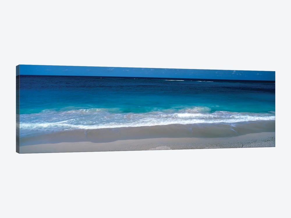 Waters Edge Barbados Caribbean by Panoramic Images 1-piece Canvas Art