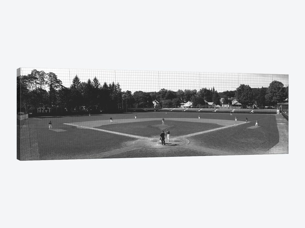Doubleday Field Cooperstown NY by Panoramic Images 1-piece Canvas Wall Art