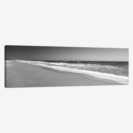 Route A1A, Atlantic Ocean, Flagler Beach, Florida, USA Canvas Print #PIM11907} by Panoramic Images Canvas Print