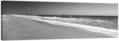 Route A1A, Atlantic Ocean, Flagler Beach, Florida, USA Canvas Print #PIM11907