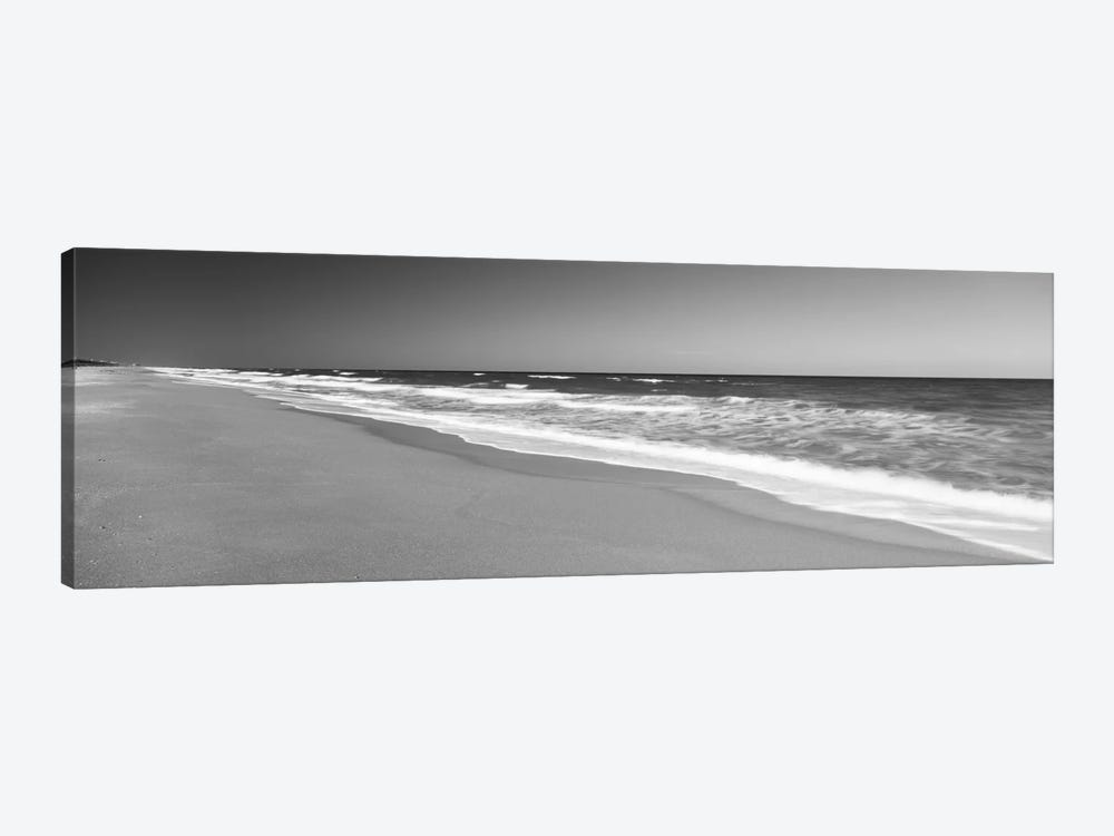Route A1A, Atlantic Ocean, Flagler Beach, Florida, USA by Panoramic Images 1-piece Art Print