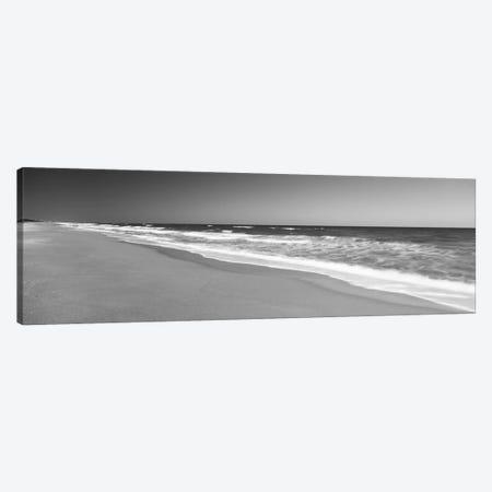 Route A1A, Atlantic Ocean, Flagler Beach, Florida, USA Canvas Print #PIM11907} by Panoramic Images Canvas Print