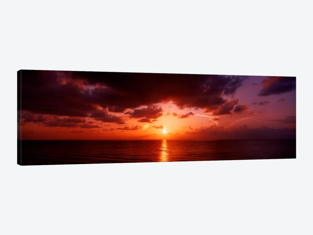 Sunrise Miami FL USA by Panoramic Images 1-piece Canvas Artwork