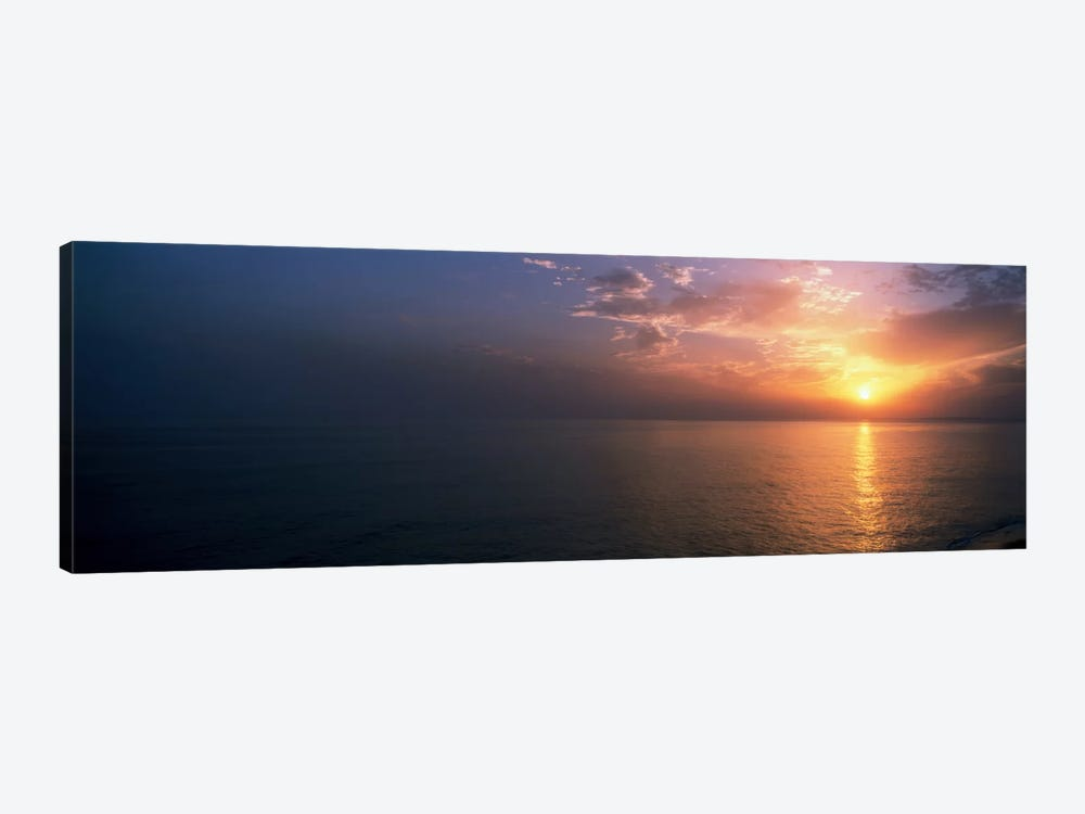 Seascape The Algarve Portugal by Panoramic Images 1-piece Canvas Art Print