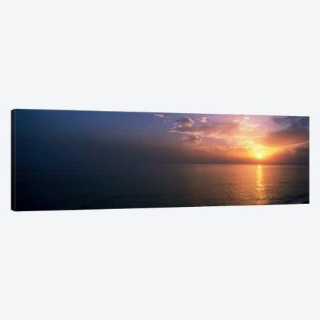 Seascape The Algarve Portugal Canvas Print #PIM1191} by Panoramic Images Art Print