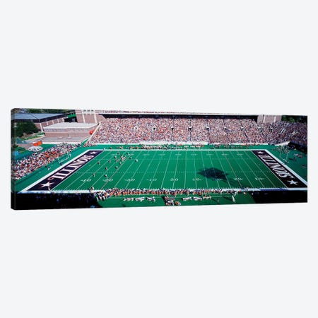Memorial Stadium, Champaign, Illinois, USA Canvas Print #PIM11939} by Panoramic Images Canvas Print