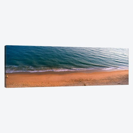 Surf The Algarve Portugal Canvas Print #PIM1193} by Panoramic Images Art Print