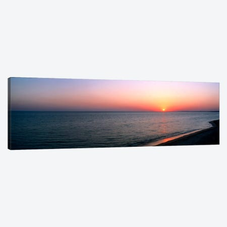 Seascape The Algarve Portugal Canvas Print #PIM1194} by Panoramic Images Canvas Wall Art