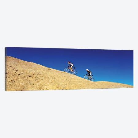 Slick Rock Bike Trail USA, Utah, Moab Canvas Print #PIM11950} by Panoramic Images Canvas Print