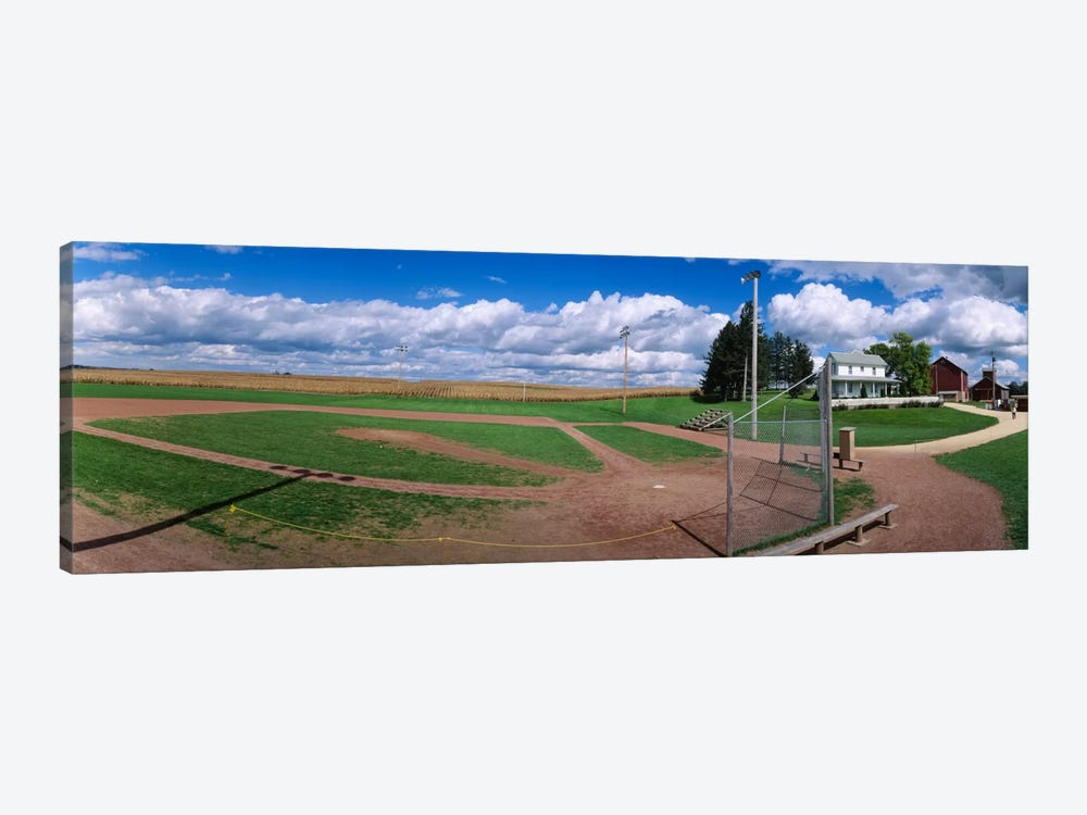 Field Of Dreams, Dyersville, Dubuque County, Iowa, USA by Panoramic Images 1-piece Canvas Art Print