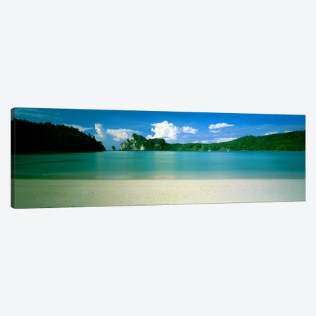 Ko Phi Phi Islands Phuket Thailand Canvas Print #PIM1200} by Panoramic Images Art Print