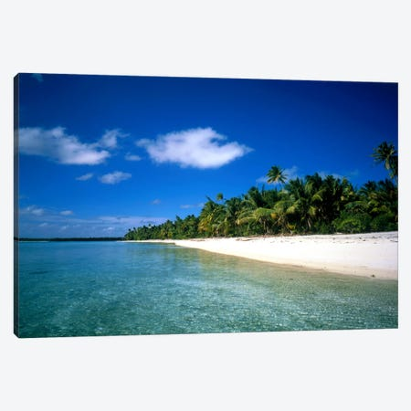 Tahiti French Polynesia Canvas Print #PIM1201} by Panoramic Images Canvas Print