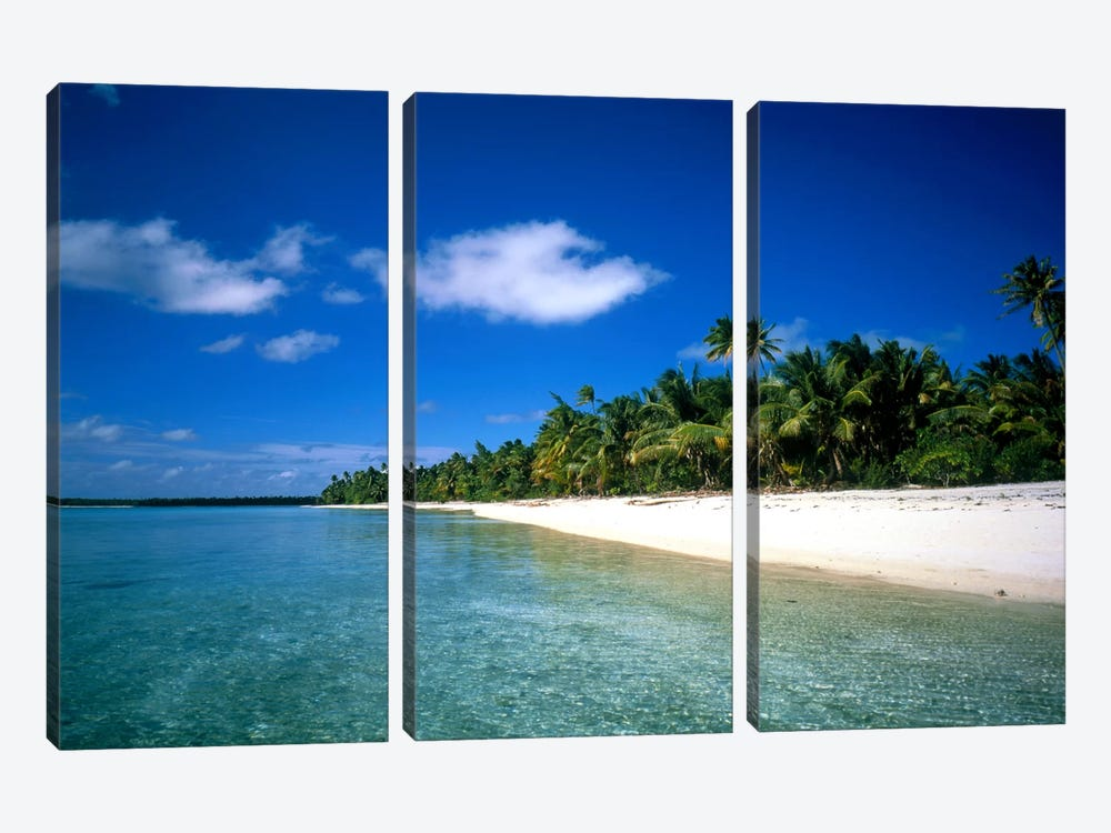 Tahiti French Polynesia by Panoramic Images 3-piece Canvas Art