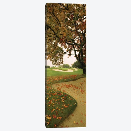 Golf Course CA USA Canvas Print #PIM12125} by Panoramic Images Art Print