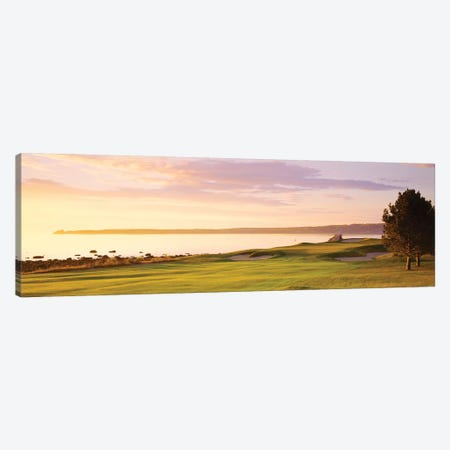 Sunrise Golf Course ME USA Canvas Print #PIM12141} by Panoramic Images Canvas Art