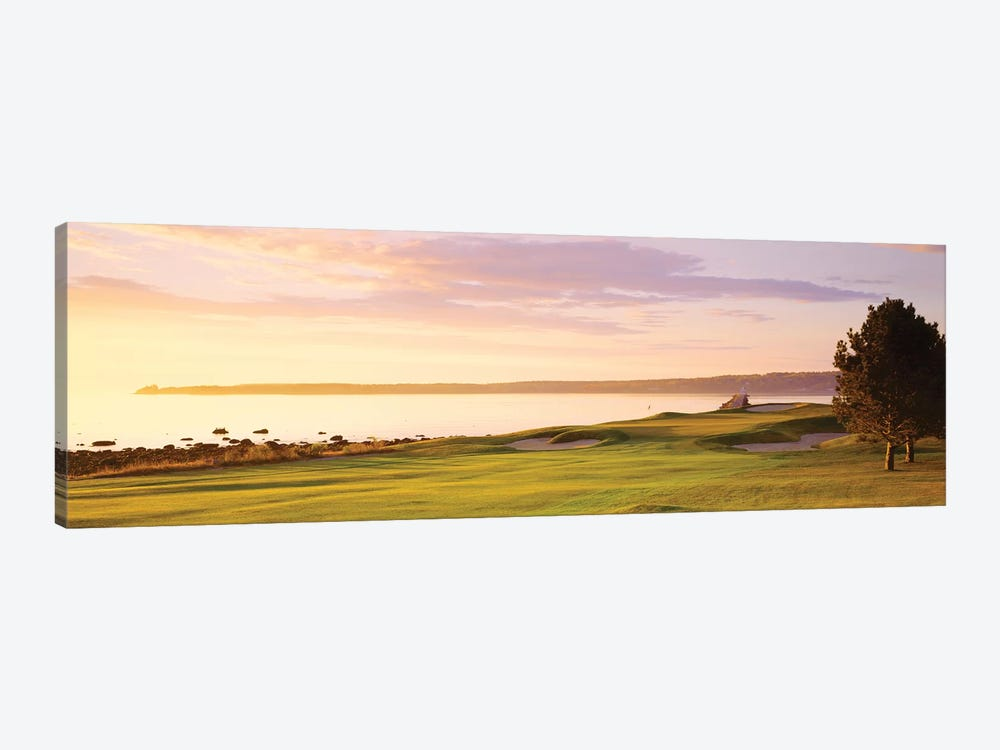 Sunrise Golf Course ME USA by Panoramic Images 1-piece Canvas Artwork